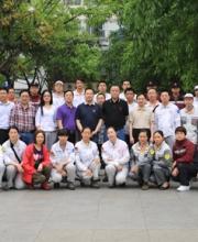 夏永鹏、刘克佳等局领导看望重庆市应急医学救援队员
