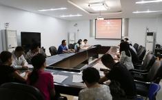 """院党委召开""""三严三实""""第二专题学习研讨会"""