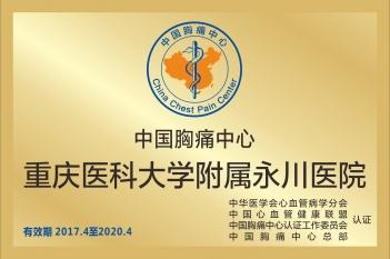 中国胸痛中心