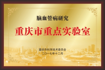 重庆市重点实验室