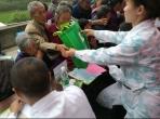 临床医技联合党支部开展健康扶贫主题党日活动