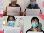 疫情面前践初心 积极行动担使命 ——第五临床学院组织全体学生学习习近平总书记给西藏医学生的回信精神