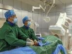 我院援藏医生在昌都市人民医院开展首例颈动脉支架植入术