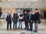 重庆医科大学附属永川医院赶赴西藏昌都市人民医院慰问援藏员工